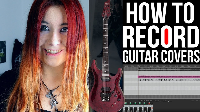 HOW TO RECORD GUITAR COVERS - Audio Video Overview [175K SUBSCRIBER SPECIAL] | Jassy J