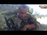 ДНР и ЛНР (Новороссия, Ополченцы) Луганск Интервью с ополченцем под Новосветловкой