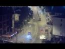 15.06.2018 Сочи.Мотоциклист заваливает свой байк на бок чтобы избежать столкновение с автомобилем