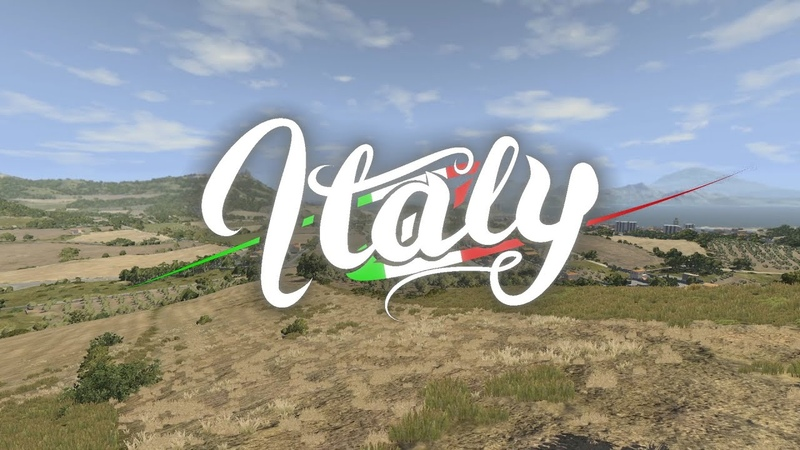 BeamNG.drive - Italy Trailer