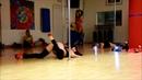 Exotic Pole Dance Flow workshop by Aryanna @ APD Studio Treviso - routine part 1