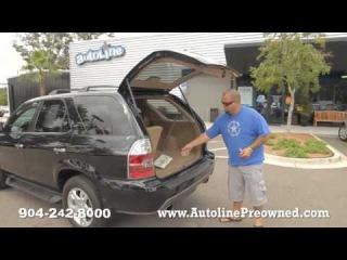 Autoline's 2004 Acura MDX 3.5 Touring w/ Navigation Walk Around Review Test Drive