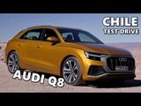 2019 Audi Q8 Driving Experience in Atacama Desert, Chile
