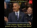 O mesmo assunto dois presidentes.
