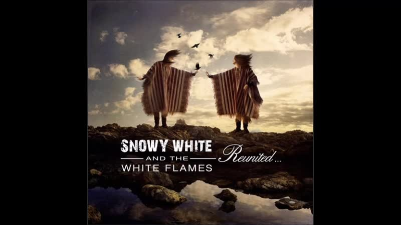 Snowy White The White Flame-Nuff Said