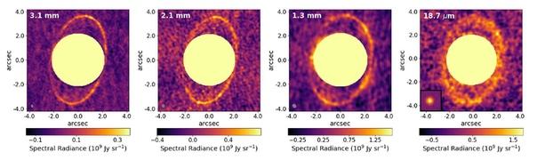 Ученым удалось сделать тепловые снимки колец Урана Ученые уже давно опровергли «монополию» Сатурна на кольца, хотя они безусловно выглядят впечатляюще. Своей системой колец располагает и Уран.