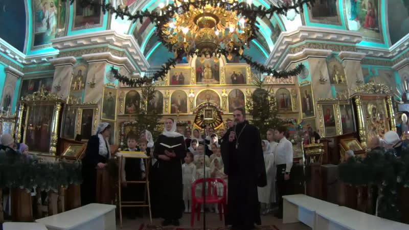 Хор в соборе святых Петра и Павла
