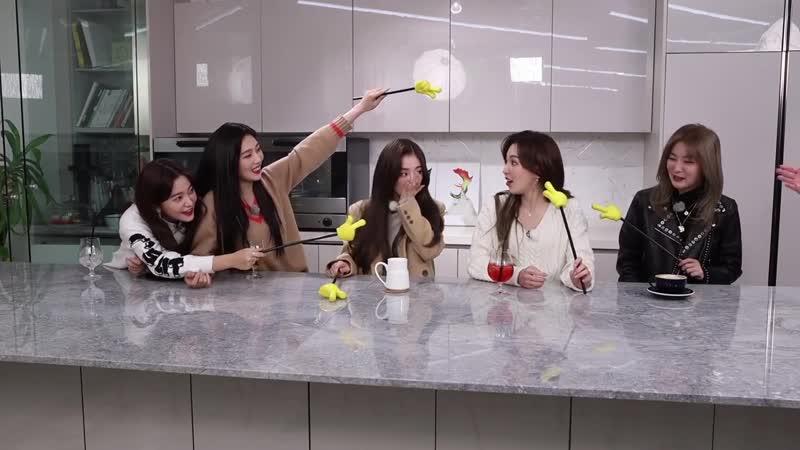 181205 Red Velvet @ KBS Entertainment Weekly (Unreleased Cuts)