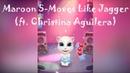 Maroon 5 - Moves Like Jagger feat. Christina Aguilera KITTY DANCE