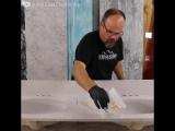 Реставрация раковины