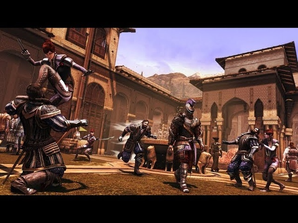 Assassin's Creed Brotherhood Захват сундуков Турнир