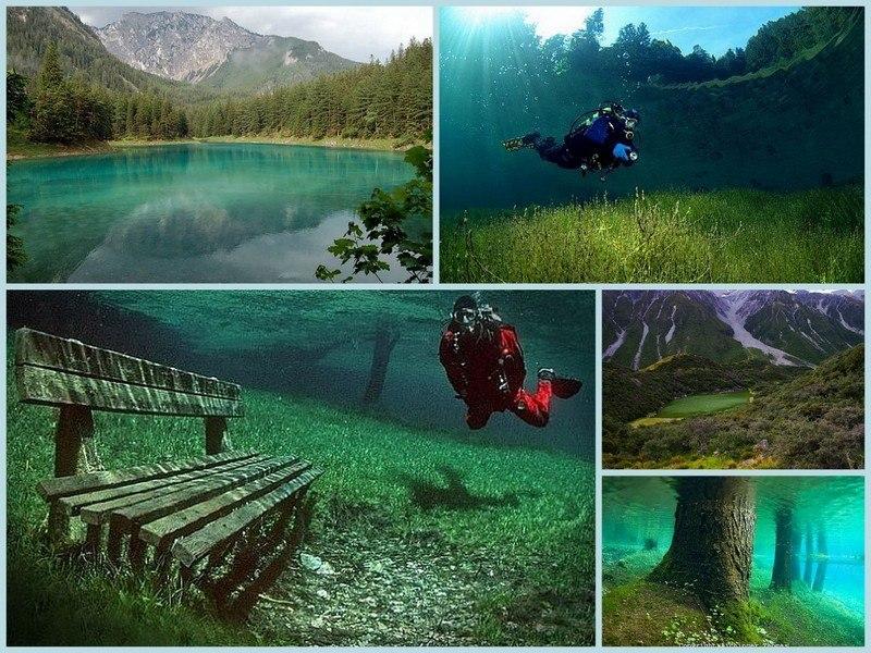 Картинки по запросу голубое озеро в новой зеландии