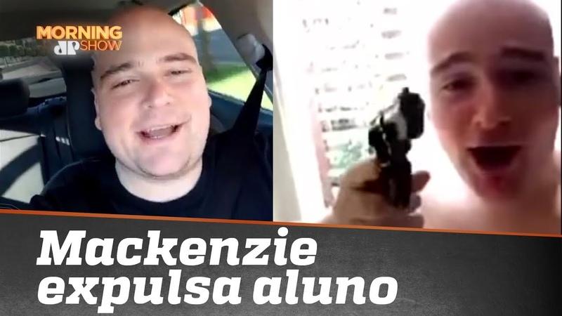 """Mackenzie expulsa aluno que gerou revolta com vídeo """"Negraiada vai morrer"""""""