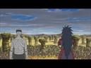 Воскрешенный Учиха Мадара Мадара против Альянса шиноби Чистый бой Наруто