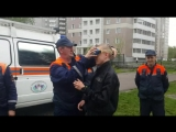 2018.05.31 Выступление спасателей перед детьми школы-интерната