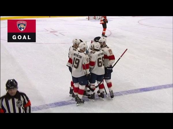 НХЛ 18-19 8-ая шайба Дадонова 13.11.18