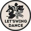 Школа танцев Штрих Кот. Swing Dance Новосибирск!