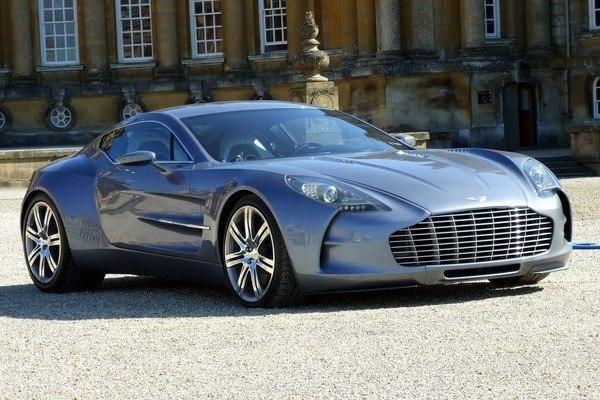 Aston Martin One-77, 2010