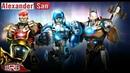 Живая Сталь ИГРА Real Steel - World Robot Boxing Scenes МУЛЬТИК ИГРА ПРО РОБОТОВ бои роботов