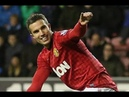 Robin van Persie - Best Goals at Manchester United - 2014 HD