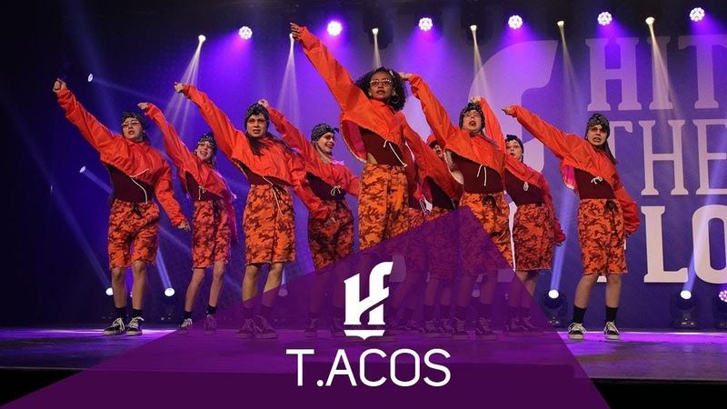 T.ACOS   Hit The Floor Lévis   Group Highlight HTF2018