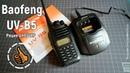 BAOFENG UV-B5 📡 UHF/VHF радиостанция 📻