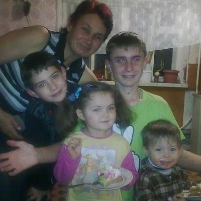 Елена Воронина, 31 августа , Екатеринбург, id163414115