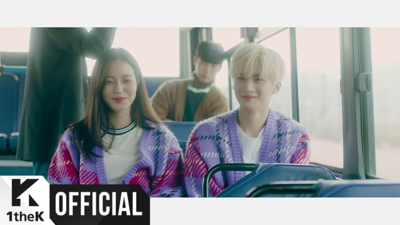 [MV] PENTAGON(펜타곤) _ Violet (Japanese ver.)