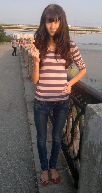Алена Шестакова, 18 декабря , Новосибирск, id20002497