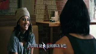 Power Rangers Movie - Power Rangers Training Full Scene | Handclap | Naomi Scott