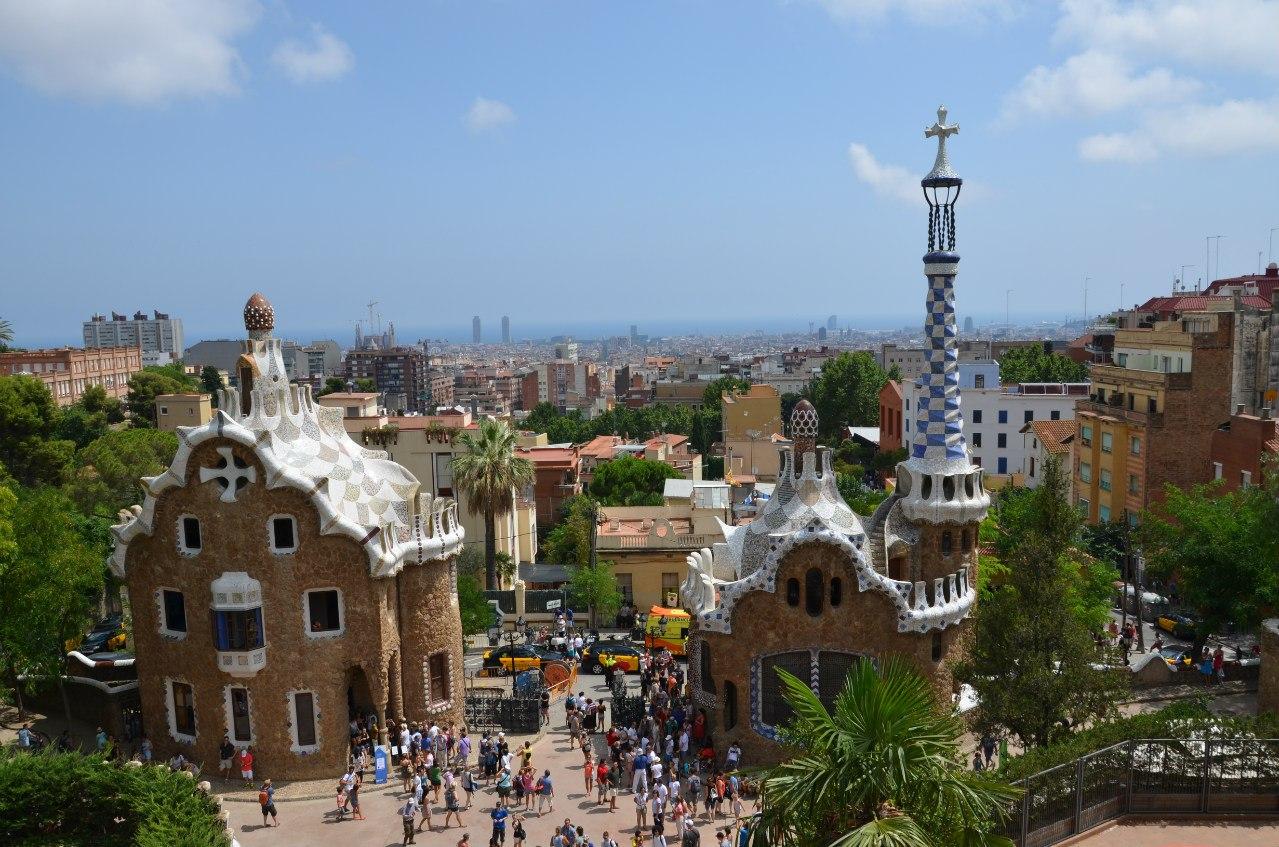 KkIIEJ5TueY Барселона – один из самых космополитичных городов мира.