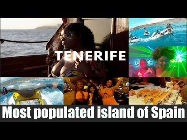 Tenerife most populated island of Spain, top 10 attractions thing to do in tenerife