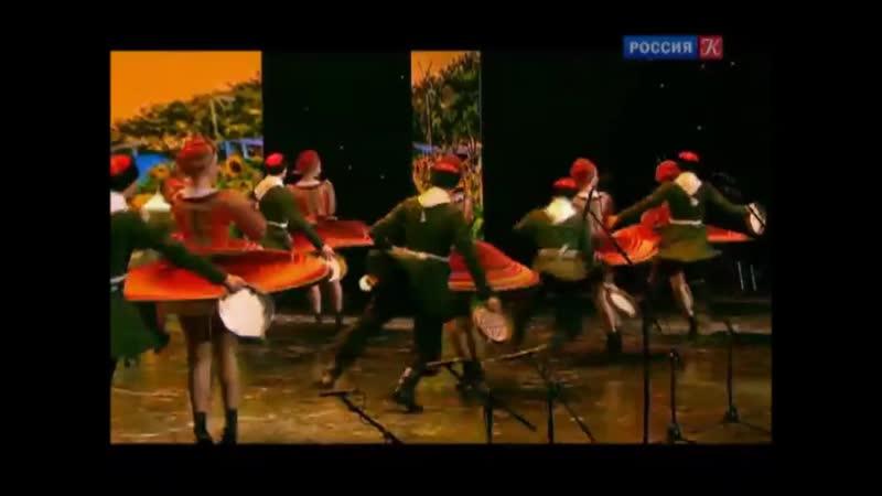 Гарно грають бубны на Кубани, Kuban Cossacks' ballet - КУБАНСКИЙ КАЗАЧИЙ ХОР