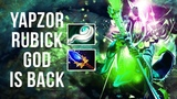 YapzOr on his Signature Hero EPIC Arcana Style Best Rubick Player - Dota 2 Gameplay Compilation