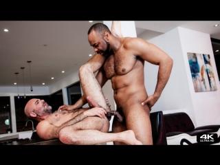 The Real Estate Agent - Noir Male Interracial Porn Video