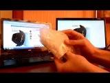 Универсальная DC-SN 52mm бленда объектива для Nikon, Canon, PENTAX [TinyDeal.com]