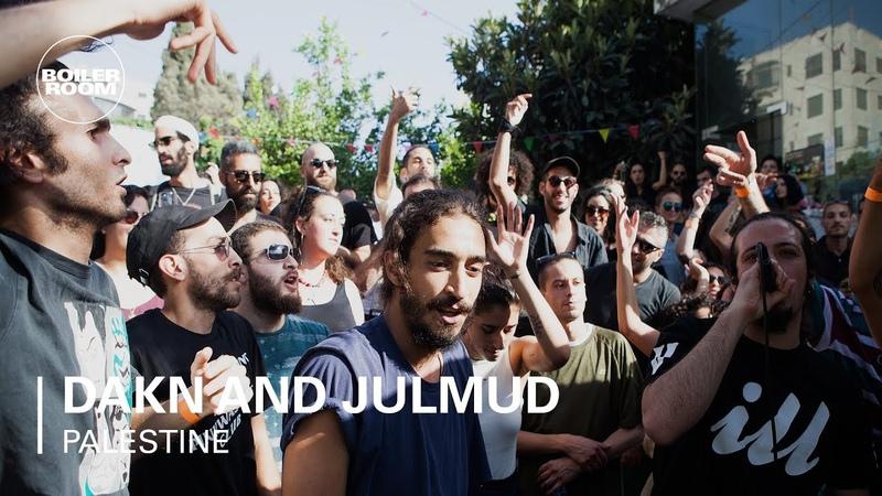 Dakn and Julmud ft. Haykal | Boiler Room Palestine