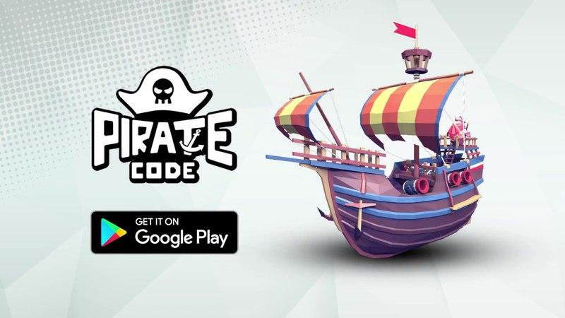 [Обновление] Pirate Code - Геймплей | Трейлер