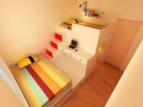 Интересные решения в интерьере квартиры своими руками 126