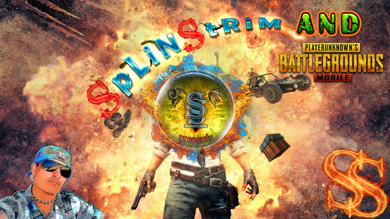 💣SS×SpLiN×SS and PUBG mobile - presents💪💣