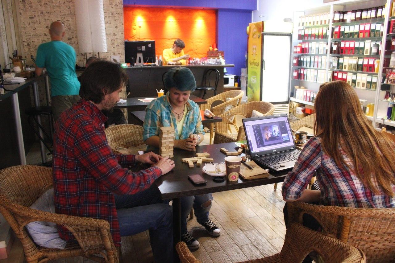 Кафе в Тамбове