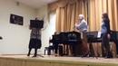 Master class of Andras Adorian_Hungarian fantasy_Elena Isaeva flute 1.11.18