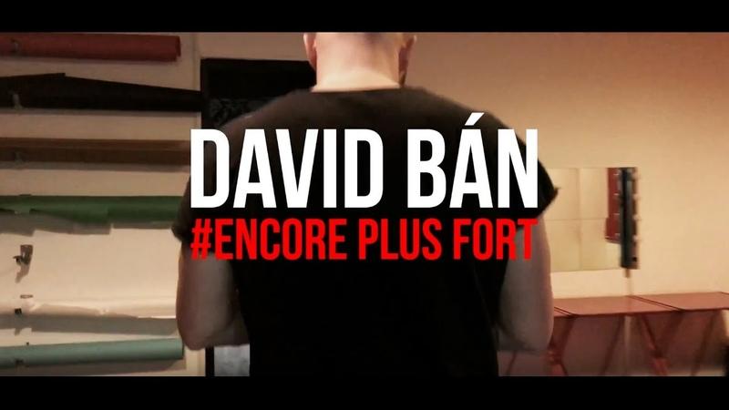 David BÁN - ENCORE PLUS FORT (Vidéo Subliminale)