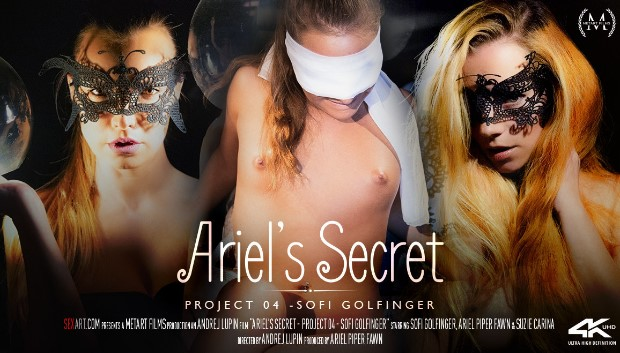 WOW Ariel's Secret - Project 4 Sofi Golfinger # 1