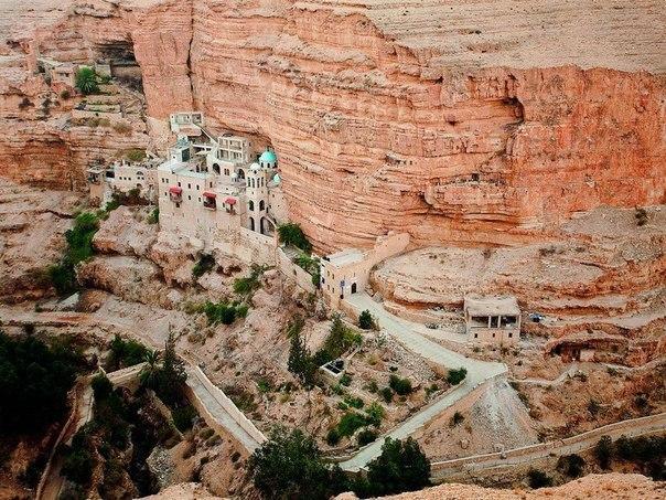 Монастырь Георгия Хозевита в Иудейской
