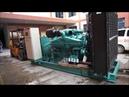 1250KVA 50Hz Cummins KTA38-G9 Water-cooled Diesel Generator - New Genset