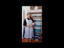 Жастар таңдайды - Молодежь предпочитает атты жобасына қатысушы Дайырбек Ләззат жастарды кітап оқуға шақырады