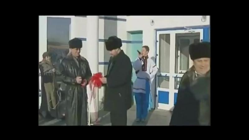 Сегодня в Абакане (ТВ Абакан, 20 декабря 2002) Открытие Абаканского Дворца молодёжи