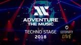 Adventure The Music 2018 Techno w Victor Ruiz, Sam Paganini, Marcel Fengler (live aftermovie)