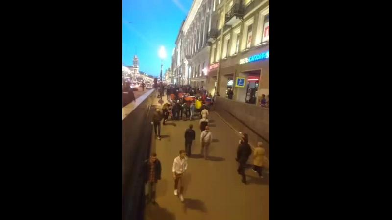 Кирилл Анфиногенов - Live